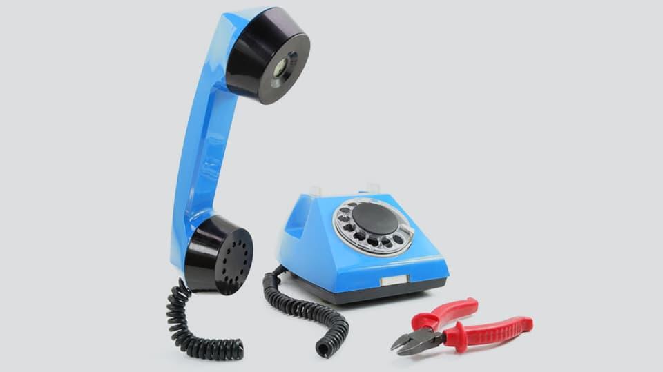 Umstellung auf IP Telefonie