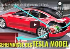 Funktion eines Tesla