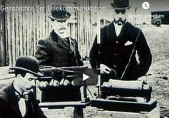 Geschichte der Telekommunikation